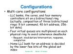 configurations3
