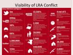 visibility of lra conflict