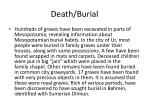 death burial