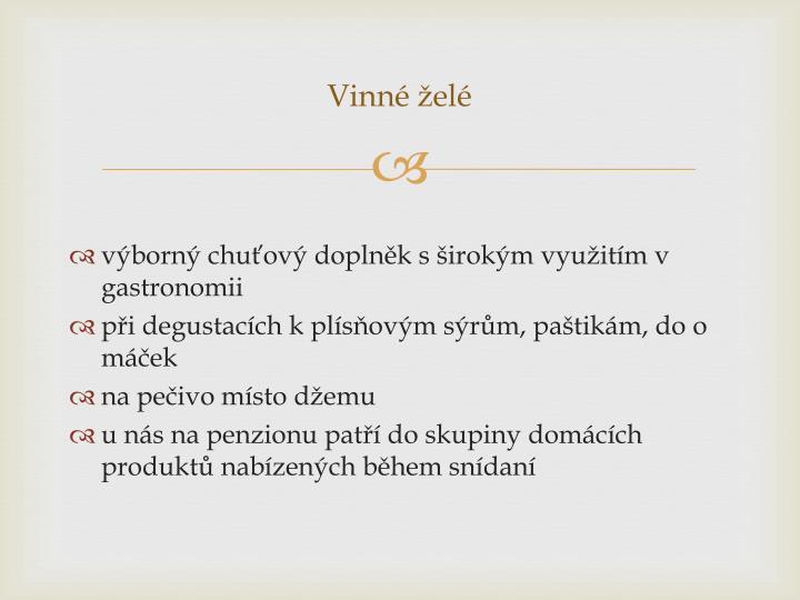 Vinné