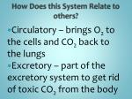 how does this system relate to others1