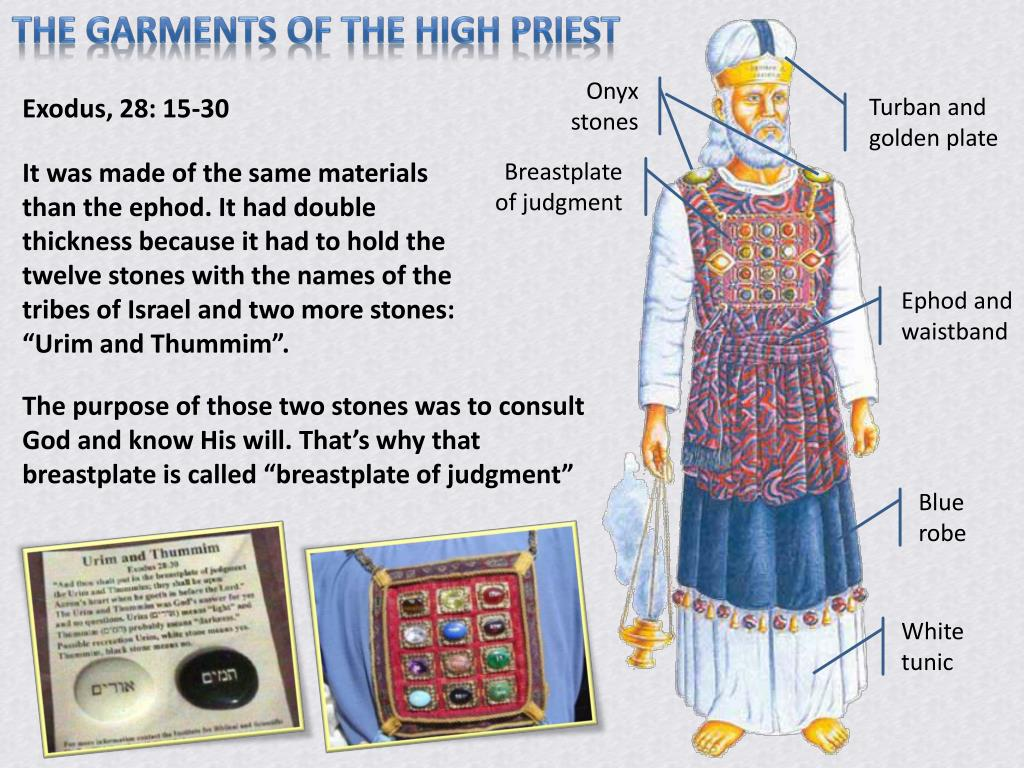 PPT - THE PRIESTLY GARMENTS OF GRACE PowerPoint Presentation, free download - ID:2272191