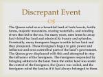 discrepant event1