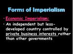 forms of imperialism3