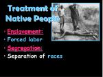 treatment of native people1