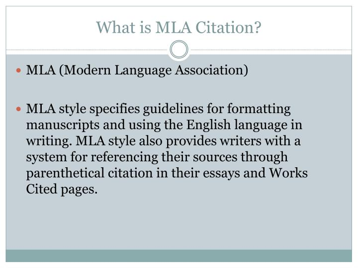 choose the parenthetical citation that is written in correct mla style. Discover the best tips and guides on how to cite an article mla format improve your academic paper with useful guidelines aimed at providing a writer with the best assistance in correct citations for various print and online editions, including right citation of author, date and title of a material used.