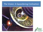 the vision a spacefaring civilization