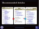 recommended articles1