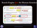 search engine just for human genetics4