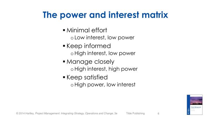 PPT - Chapter 3 Stakeholder Management PowerPoint Presentation - ID ...