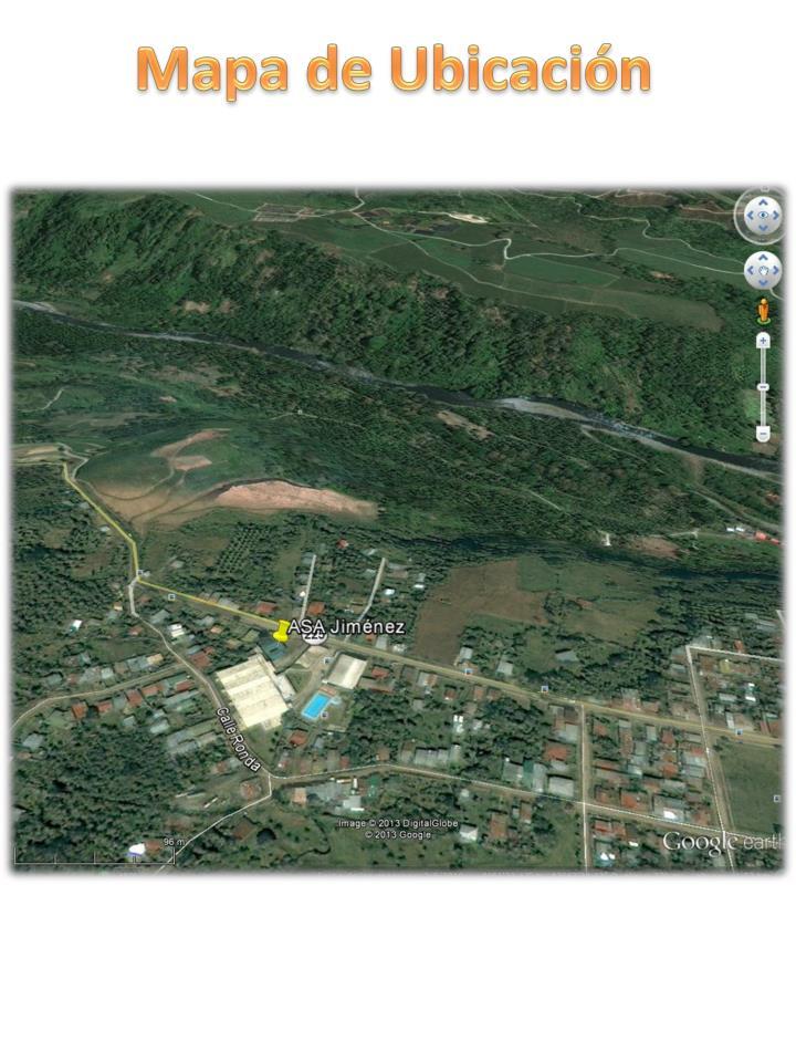 Mapa de ubicaci n