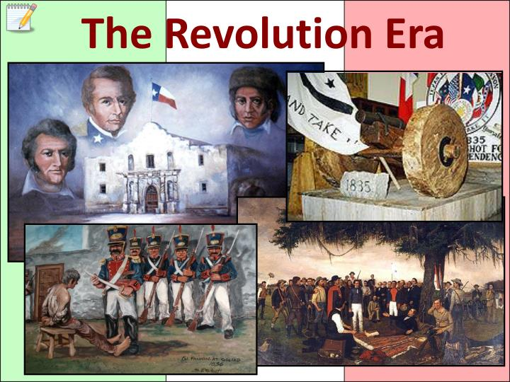 the revolution era n.