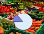 new york vegetables 2009