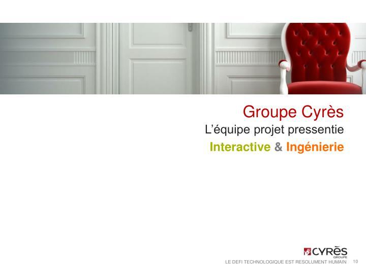 Groupe Cyrès