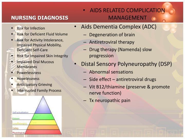 Ppt hivaids powerpoint presentation id2274181 nursing diagnosis malvernweather Image collections
