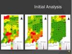 initial analysis1