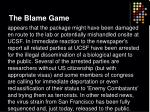 the blame game1