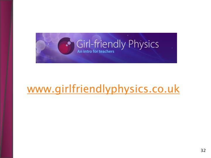 www.girlfriendlyphysics.co.uk