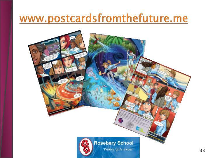www.postcardsfromthefuture.me