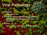 viral pathology