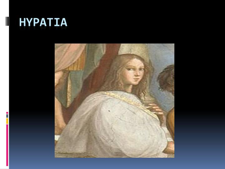 hypatia report Get information, facts, and pictures about hypatia at encyclopediacom make research projects and school reports about hypatia easy with credible articles from our free, online encyclopedia and dictionary.