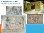 5 augustan culture the ara pacis augustae
