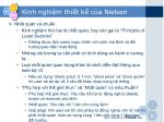 kinh nghi m thi t k c a nielsen1