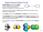 dipole induced dipole forces