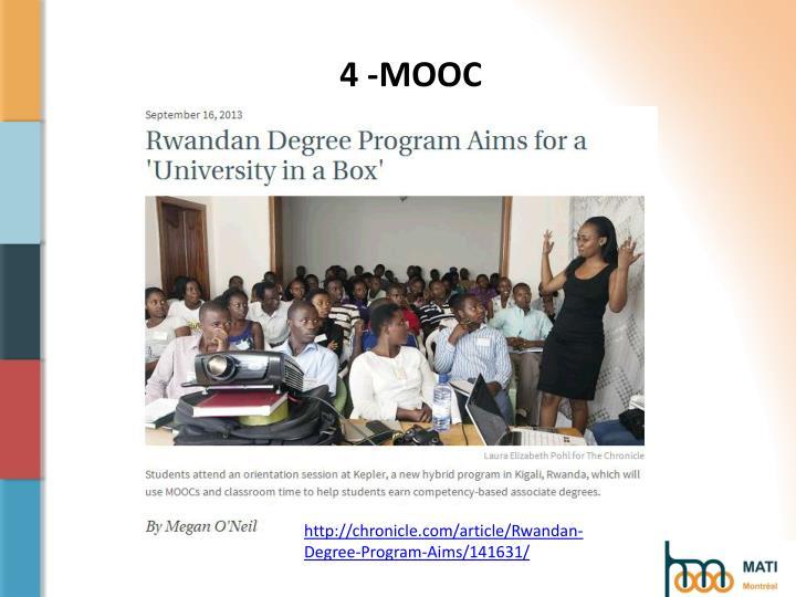 4 -MOOC