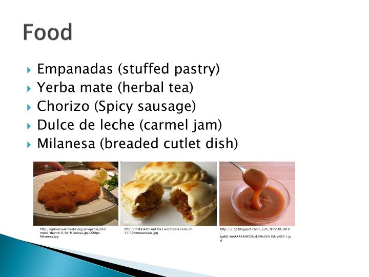 Ppt argentine culture powerpoint presentation id 2275761 for Argentine cuisine culture