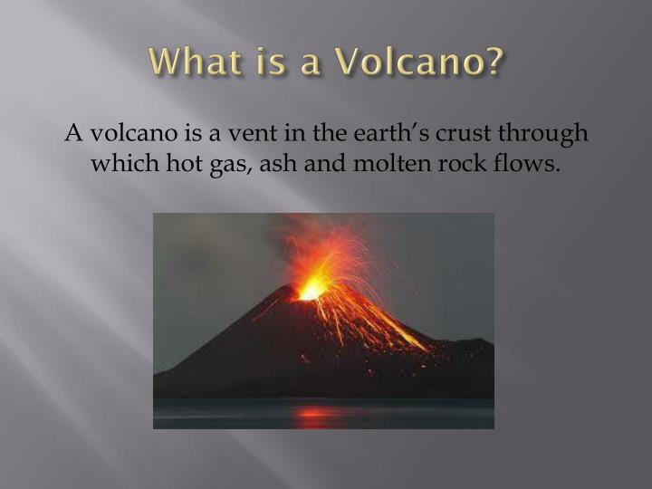 PPT - Volcanoes PowerPoint Presentation - ID:2275830