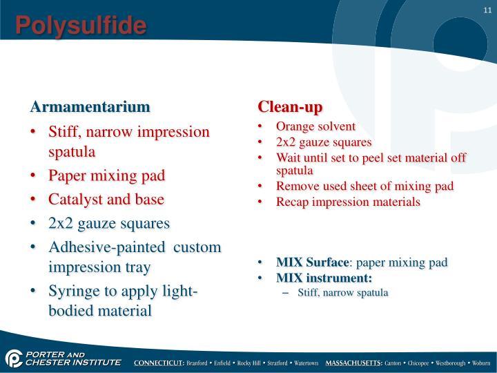 Ppt Elastomeric Impression Materials Powerpoint