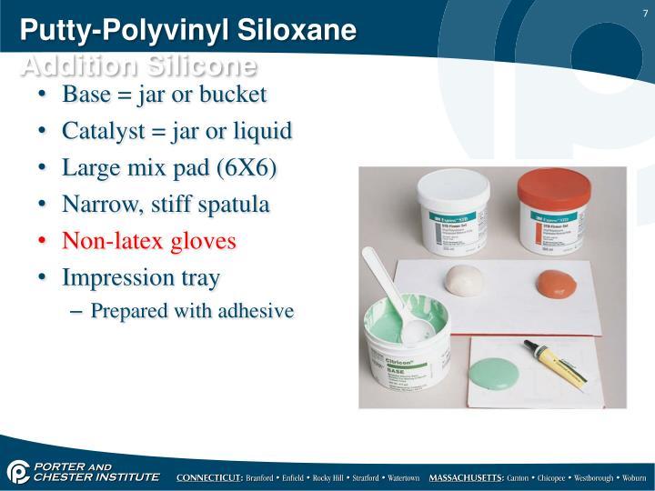 Putty-Polyvinyl