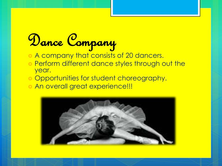 Dance company1