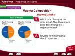 magma composition2