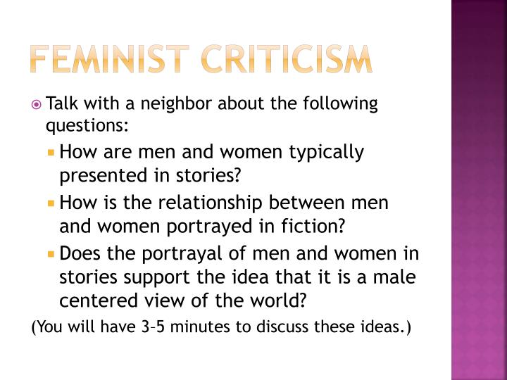 reviewing criticisms feminist writers made of criminology criminology essay The two clips on this page help provide a context for the rise of feminism feminist perspectives moved the emphasis of criminology towards issues of gender their approach examines the relationship between gender and offending which is explained first-hand by vicky pryce's experience in hmp holloway.