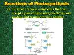 reactions of photosynthesis2
