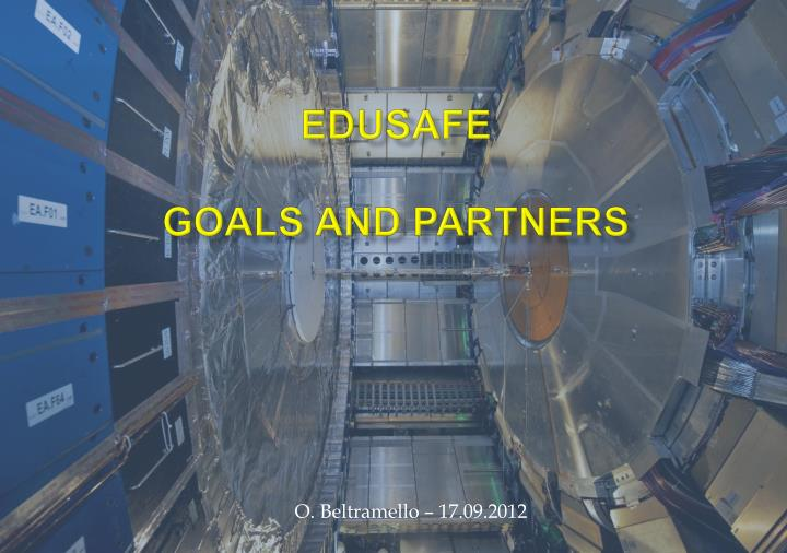 edusafe goals and partners n.