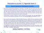 p evakorra punkt 2 agenda i tem 21