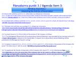 p evakorra punkt 3 agenda i tem 32