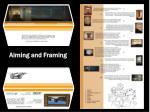aiming and framing1