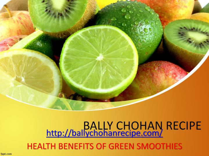 http ballychohanrecipe com health benefits of green smoothies n.