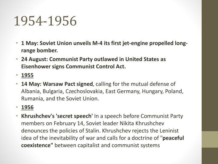 1954-1956
