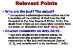 relevant points2