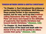 tension between jewish gentile christians1