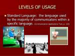 levels of usage2