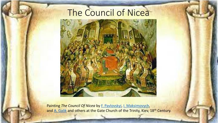 The Council of