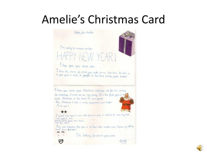 Amelie's