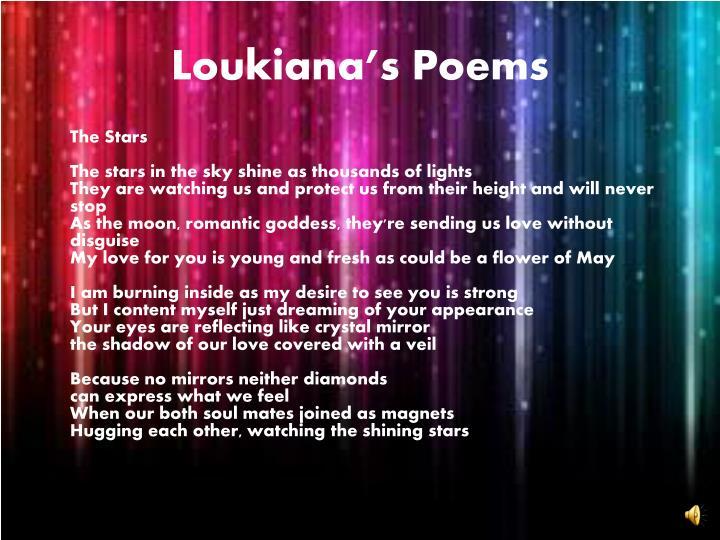 Loukiana's