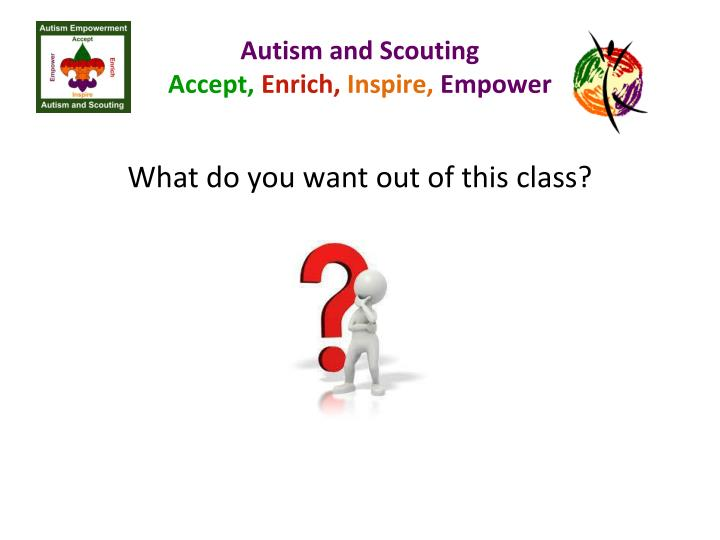 Autism and scouting accept enrich inspire empower2